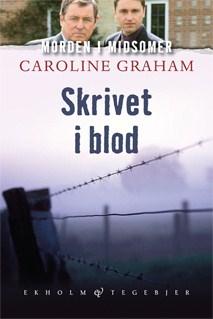 Skrivet i blod av Caroline Graham