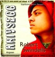 Ljudbok Knivsegg av Robert Swindells