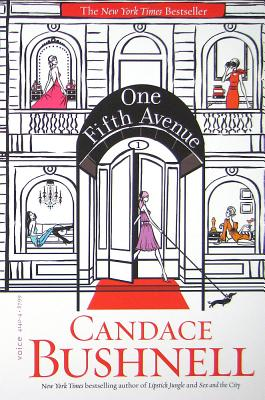 One Fifth Avenue av Candace Bushnell