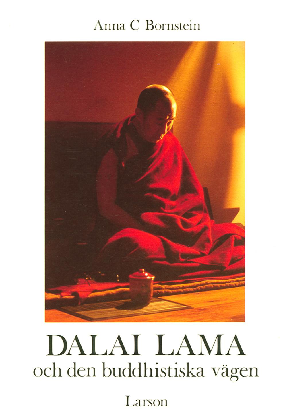 Dalai Lama och den buddhistiska vägen av Anna Bornstein