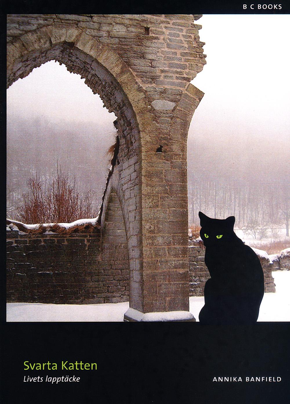 Svarta Katten : Livets Lapptäcke av Annika Banfield