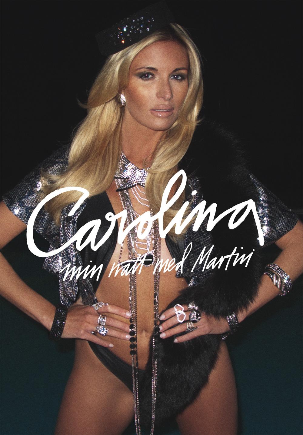 Min natt med Martini av Carolina Gynning