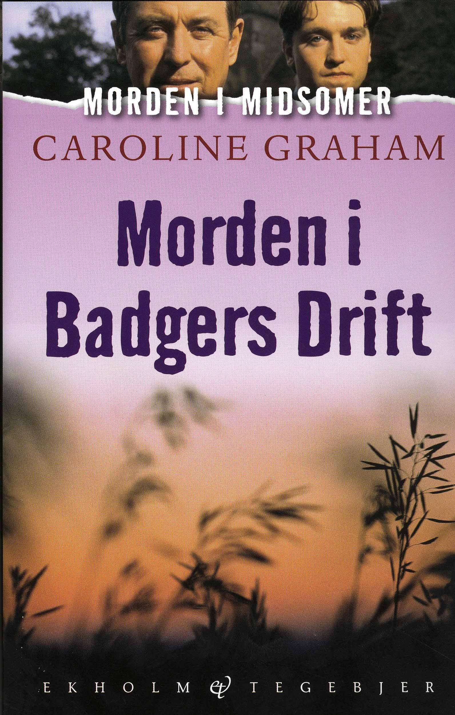 Morden i Badgers Drift av Caroline Graham