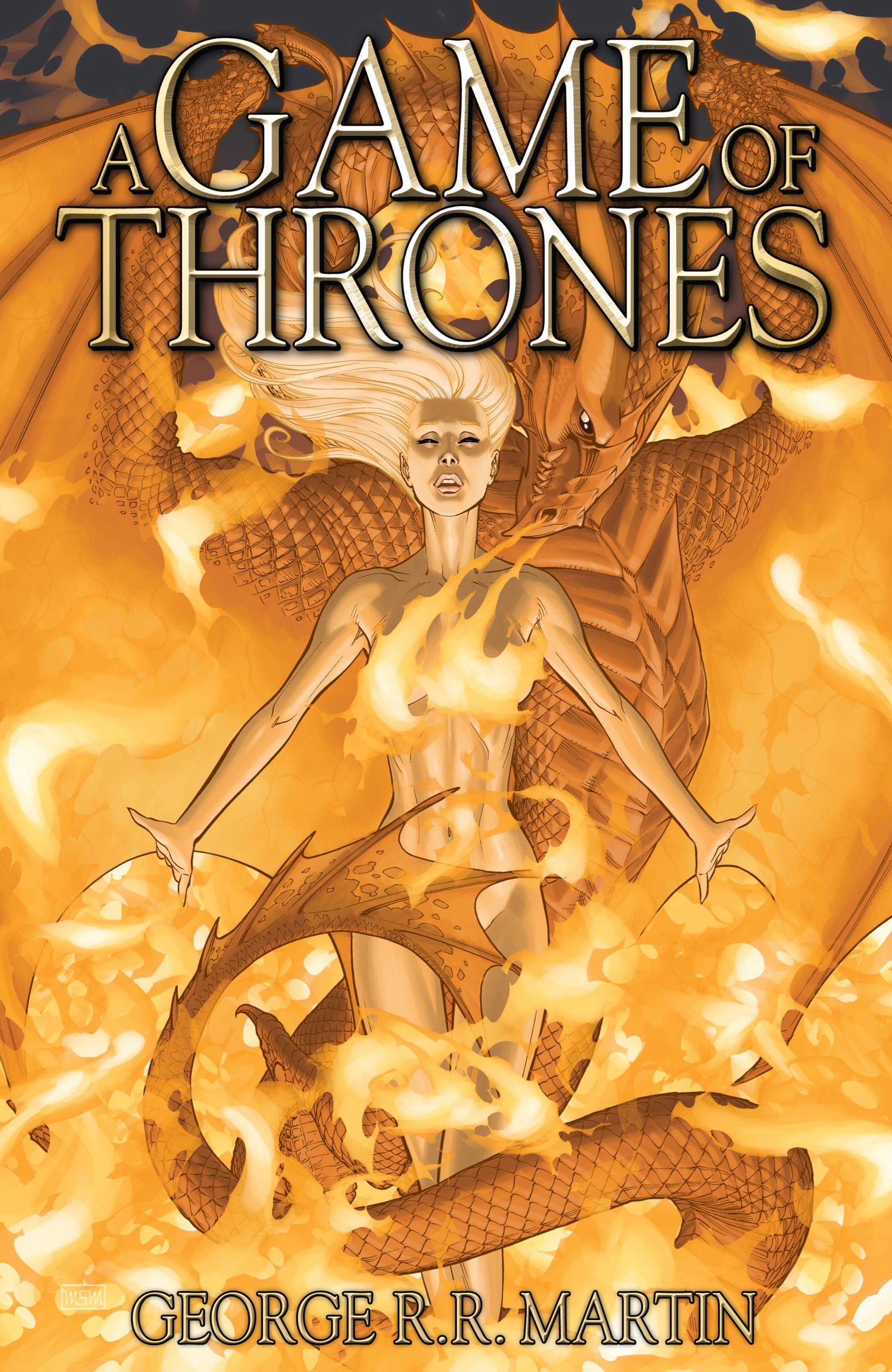 Game of thrones - Kampen om Järntronen. Vol 1 av George R. R. Martin