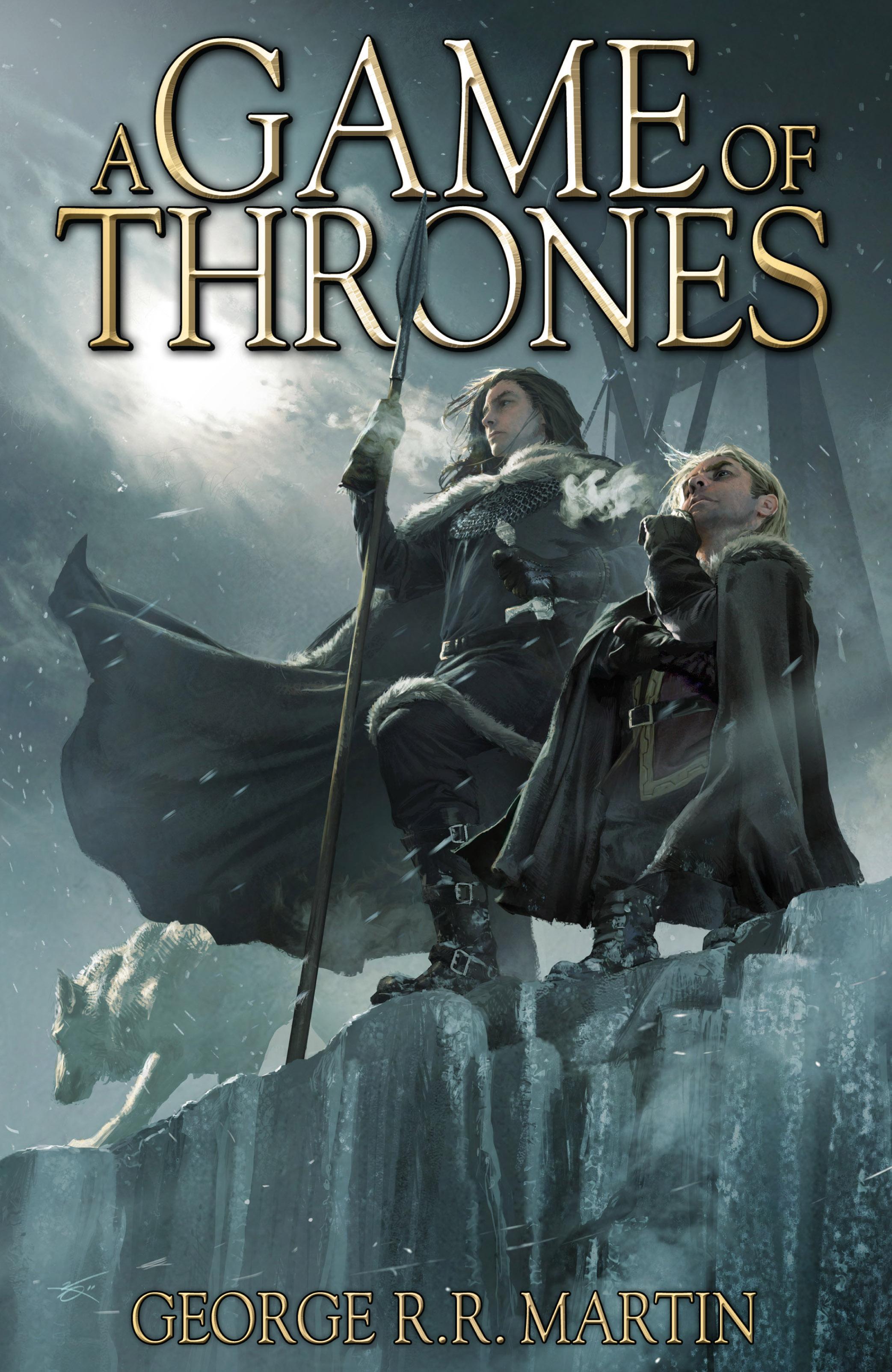 Game of thrones - Kampen om Järntronen. Vol 2 av George R. R. Martin