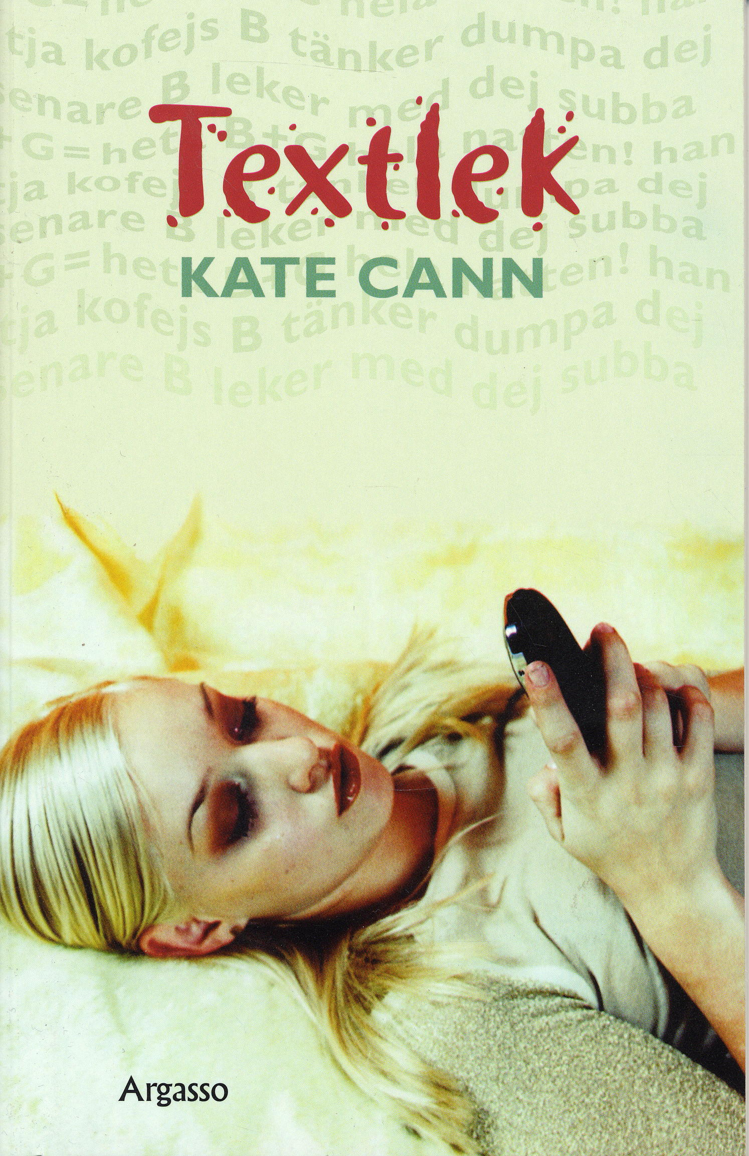 Textlek av Kate Cann