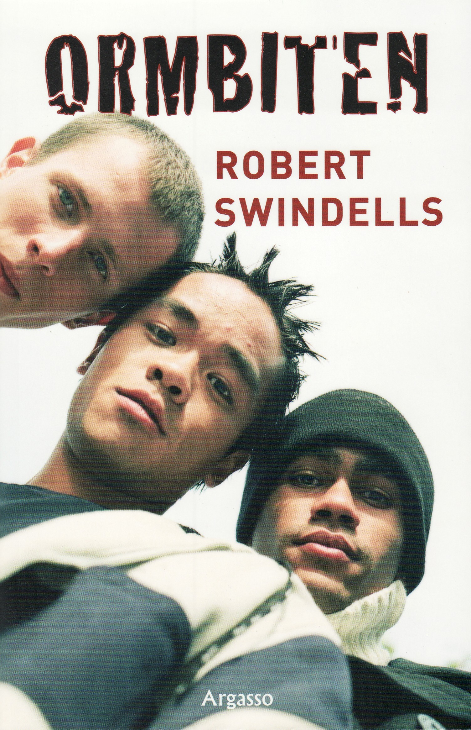 Ormbiten av Robert Swindells