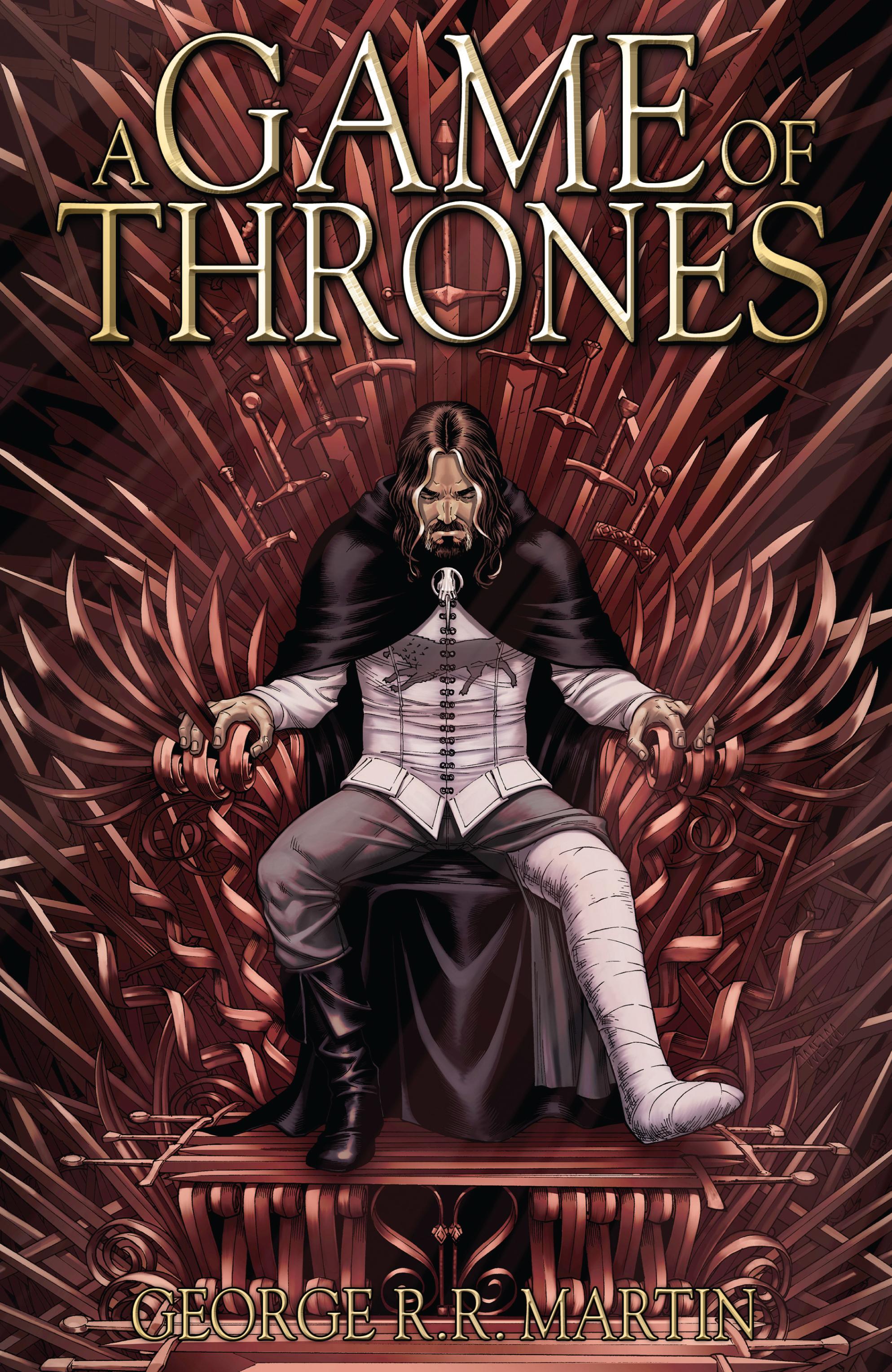 Game of thrones - Kampen om Järntronen. Vol 3 av George R. R. Martin