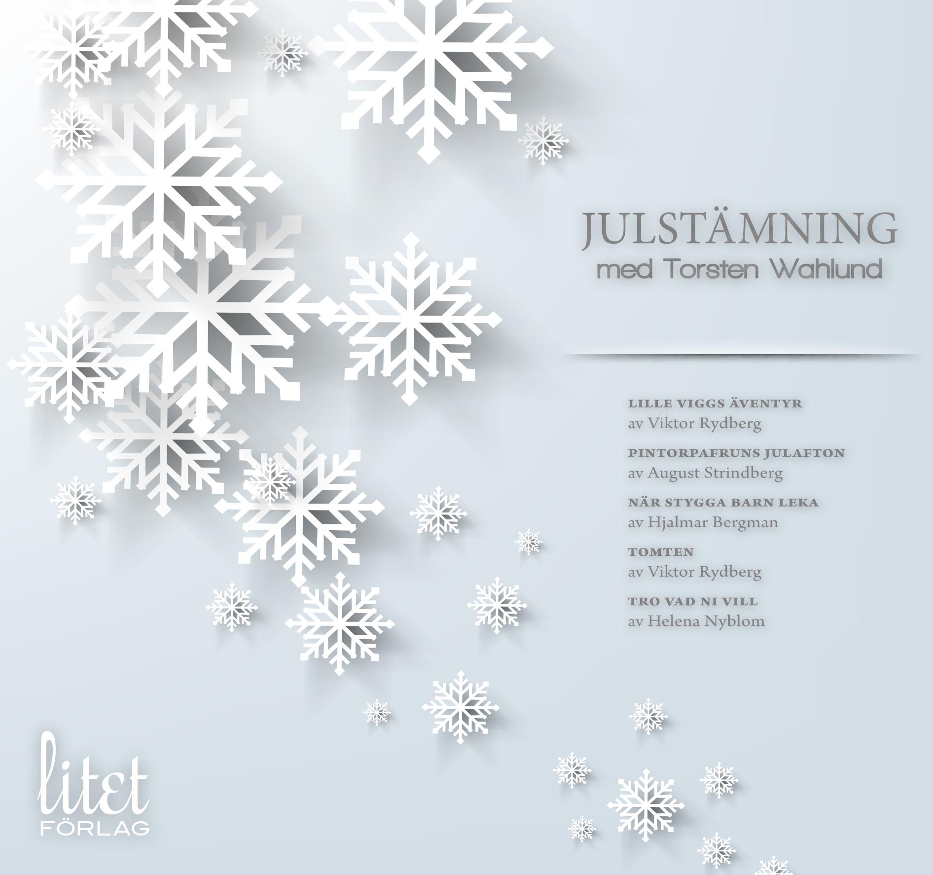 Ljudbok Julstämning av August Strindberg