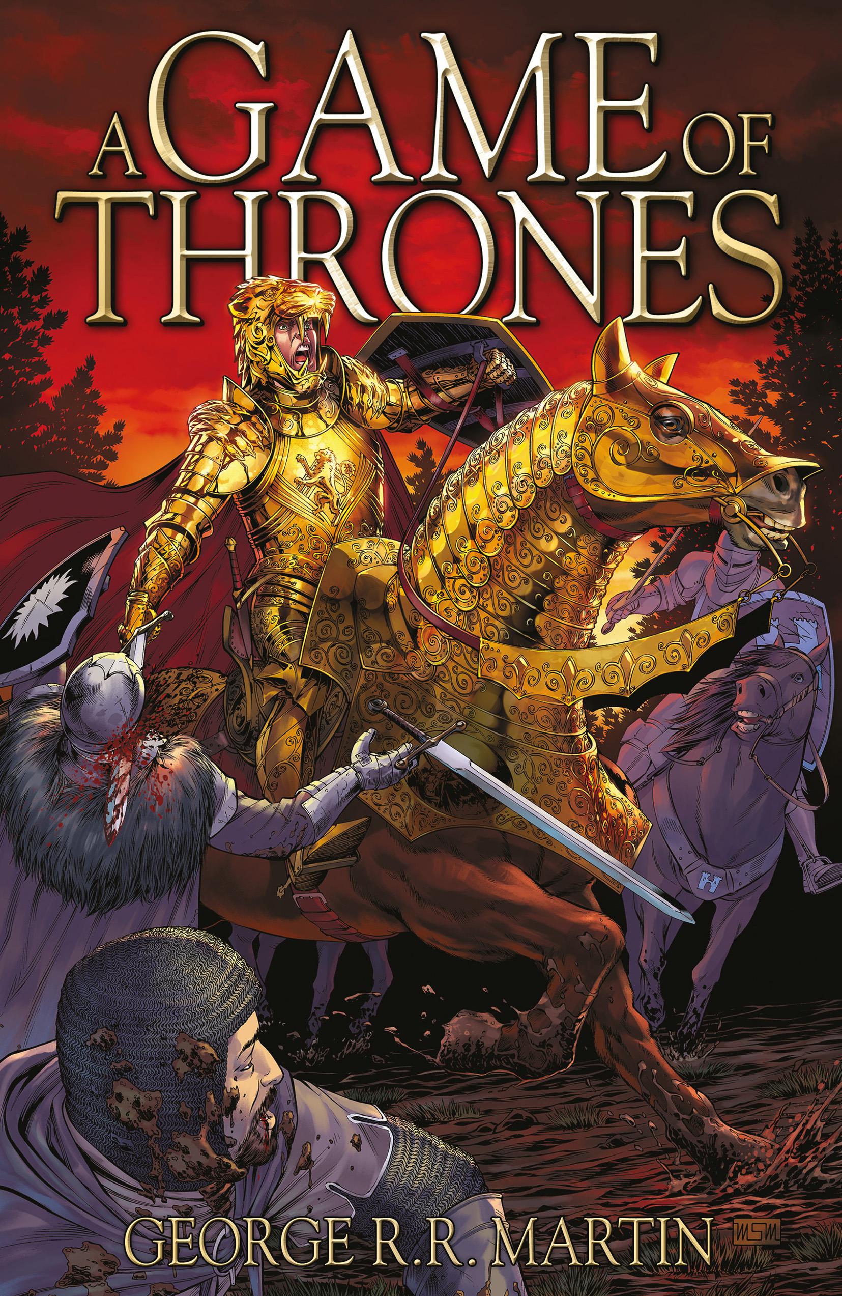 Game of thrones - Kampen om Järntronen. Vol 4 av George R. R. Martin