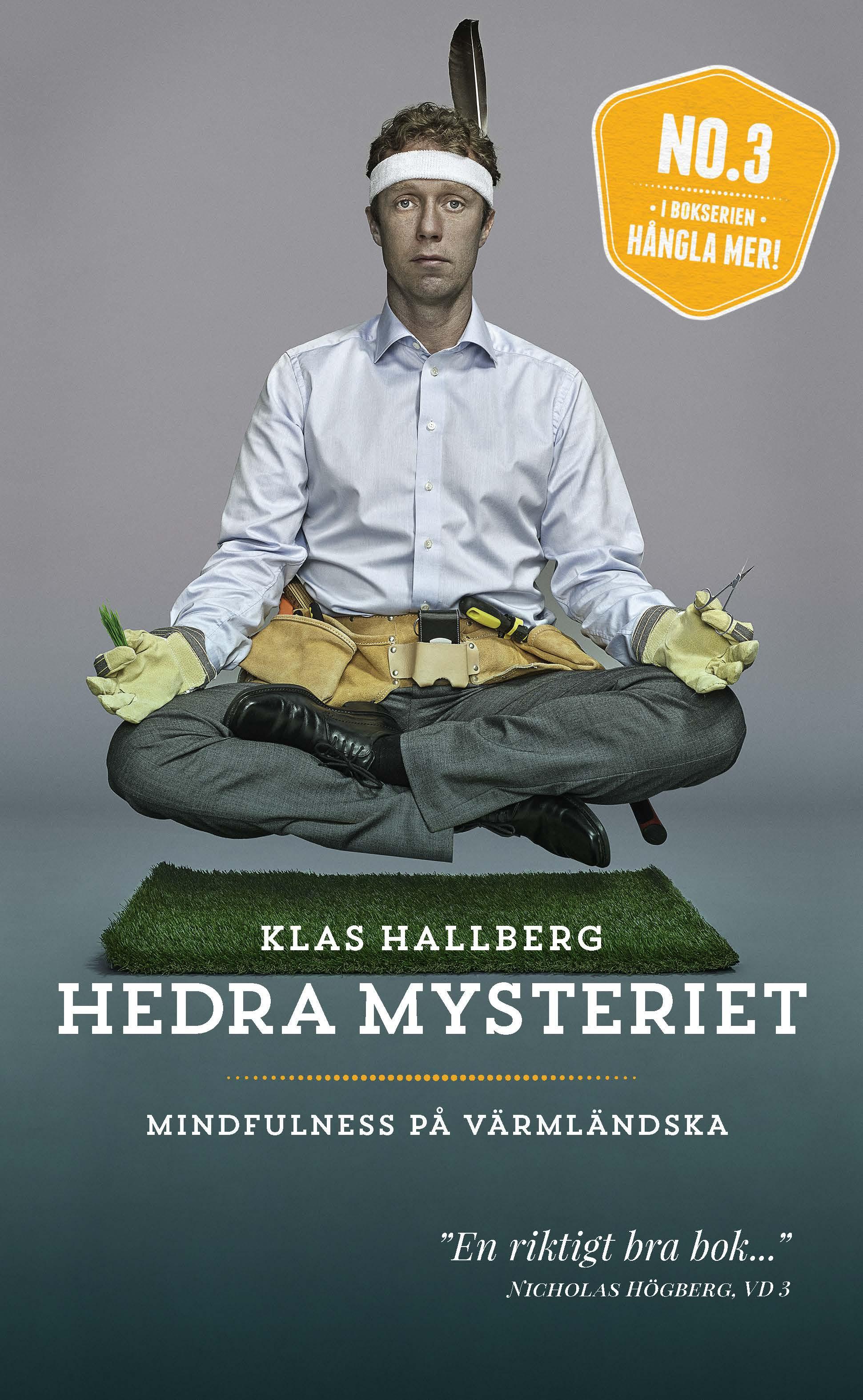 Hedra mysteriet : mindfulness på värmländska av Klas Hallberg