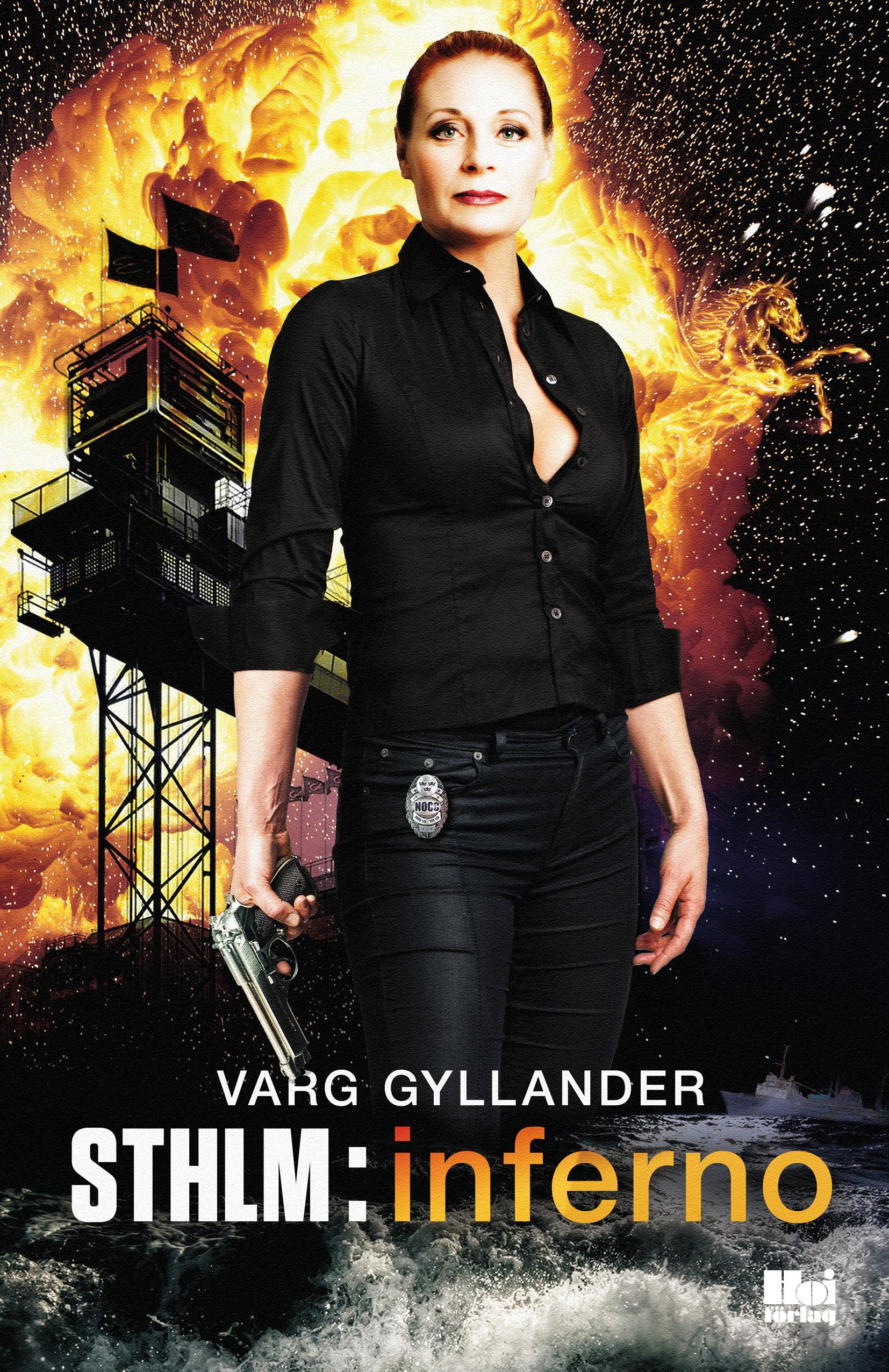 STHLM: Inferno av Varg Gyllander
