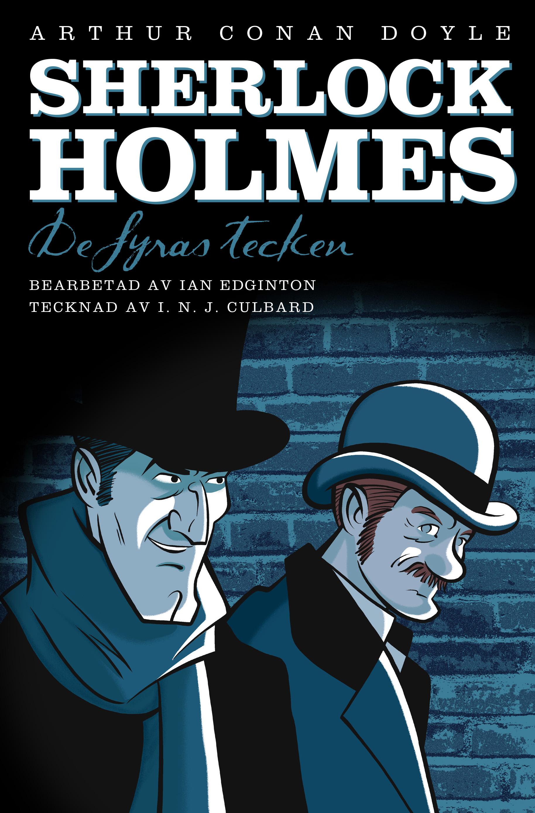 Sherlock Holmes. De fyras tecken av Arthur Conan Doyle