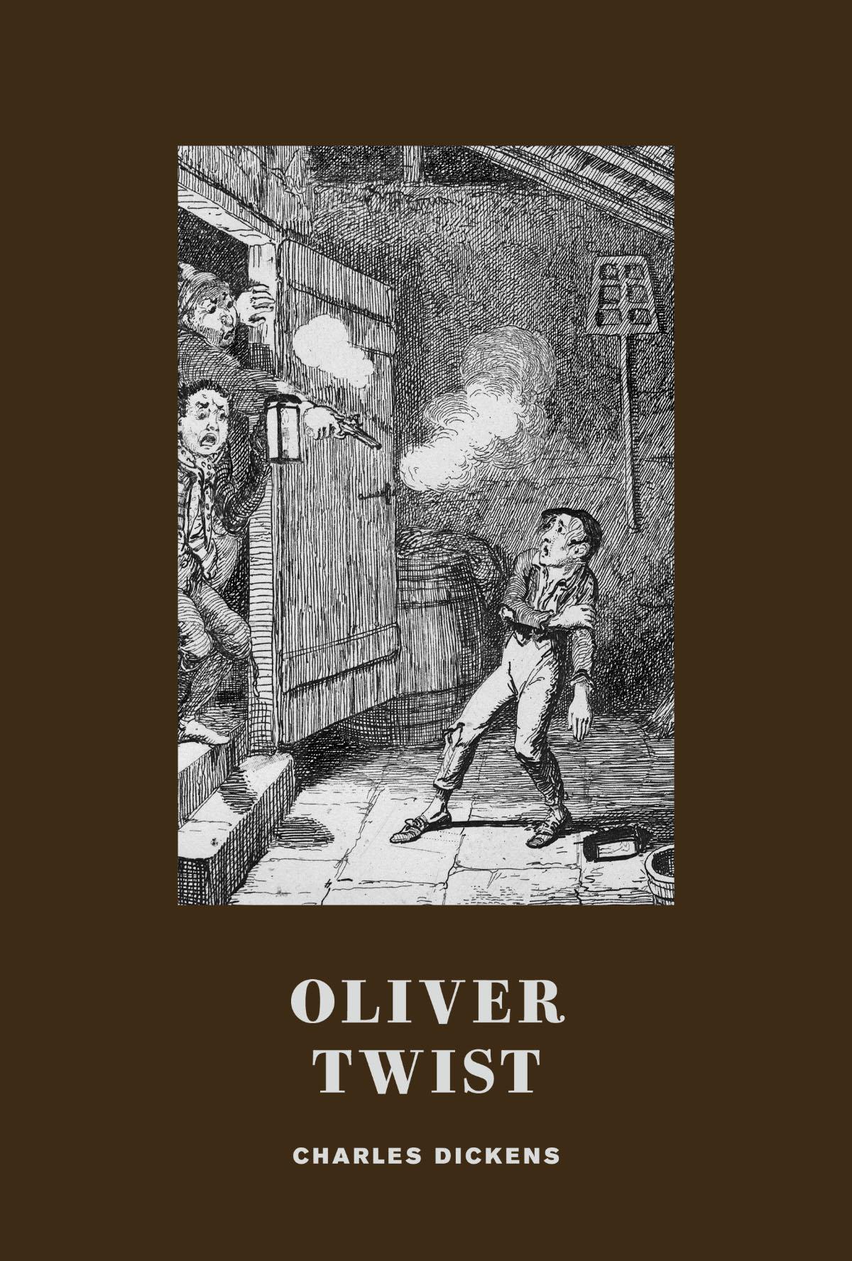 Oliver Twist av Charles Dickens