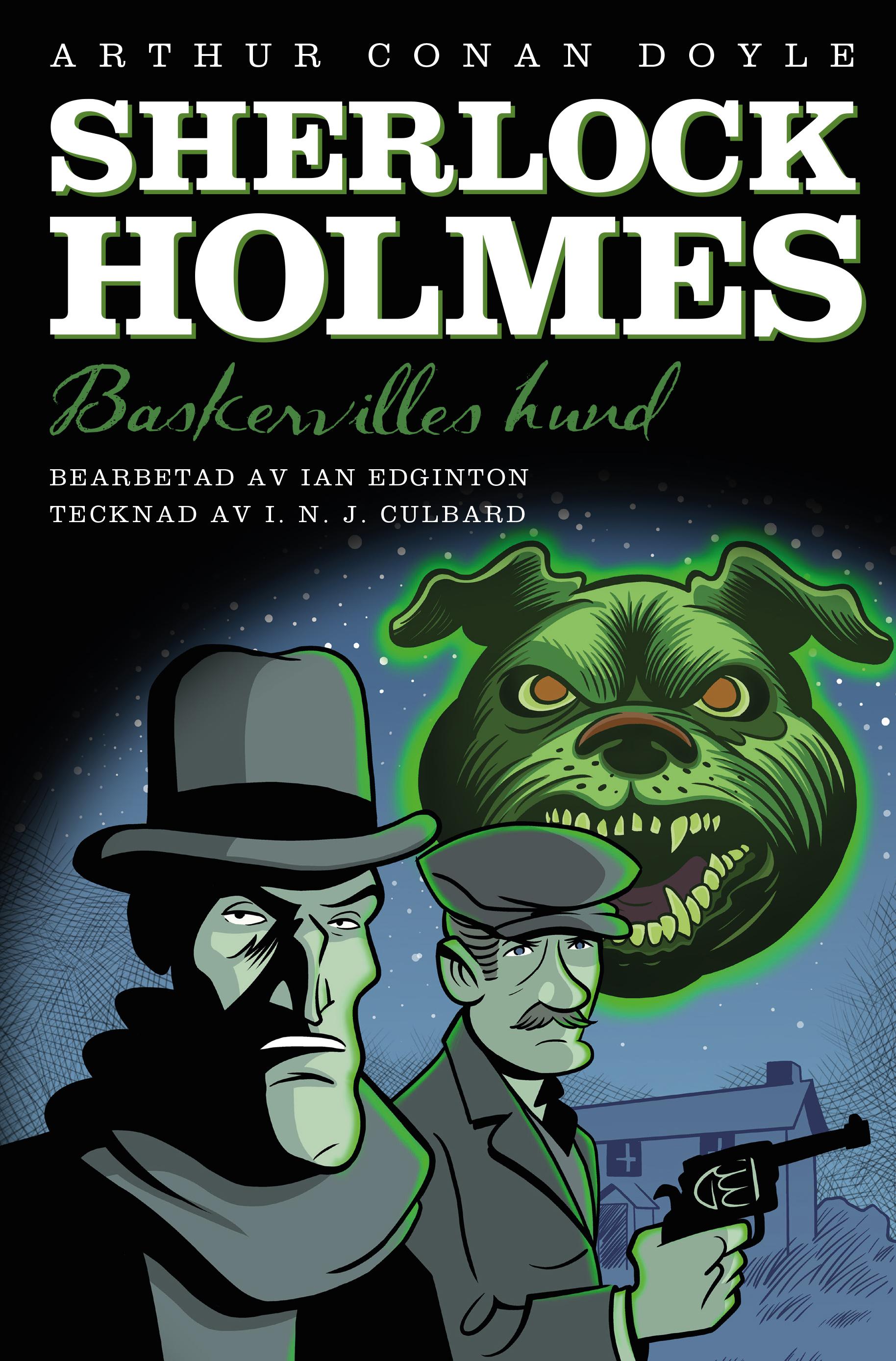 Sherlock Holmes. Baskervilles hund av Arthur Conan Doyle