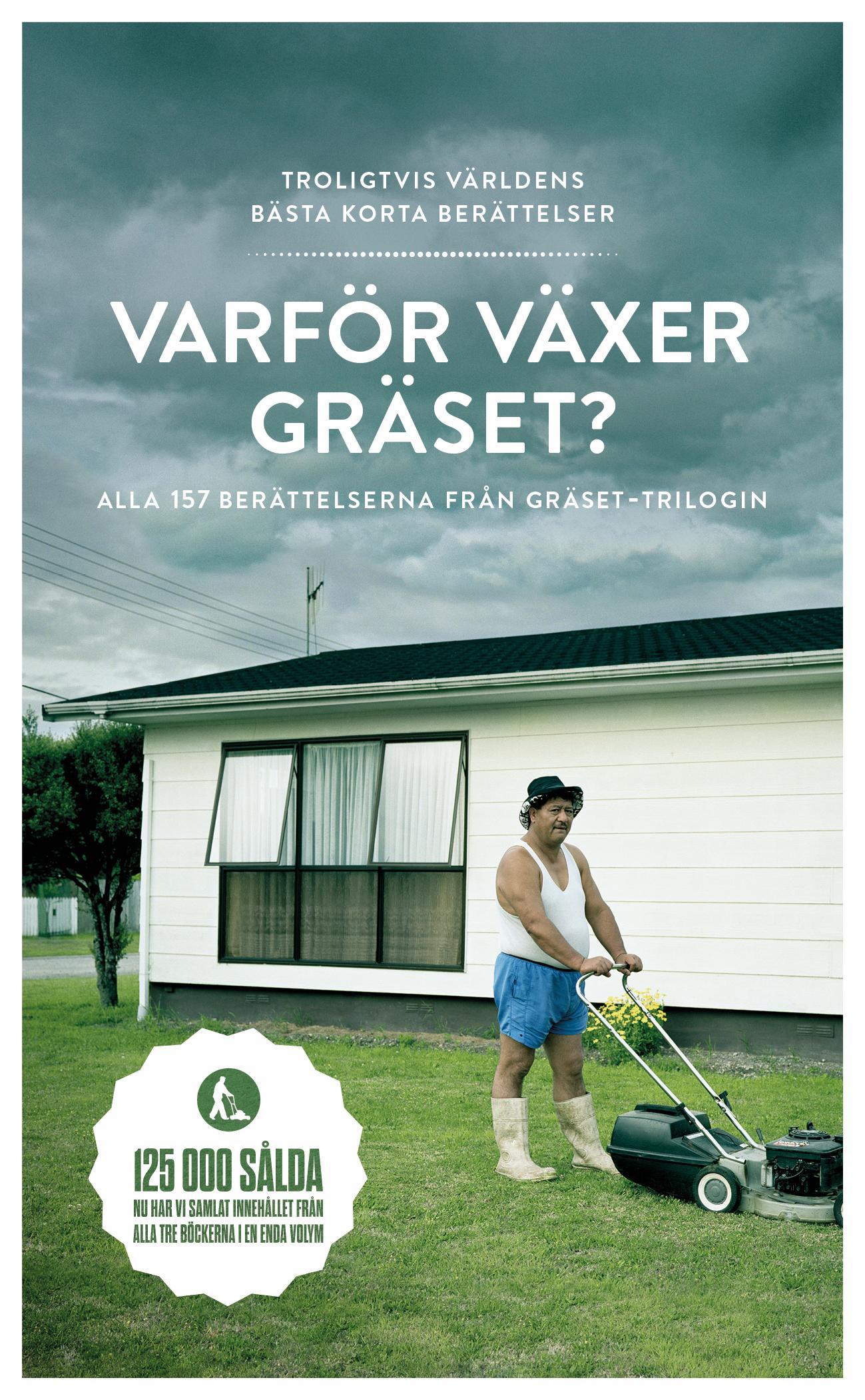 Varför växer gräset? av Klas Hallberg