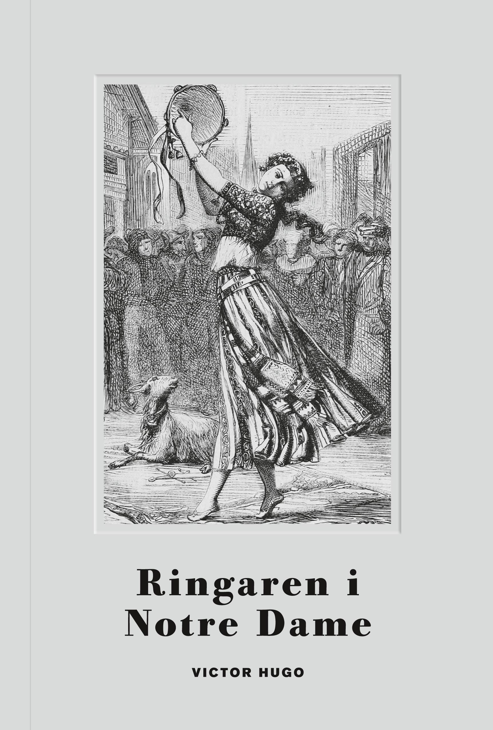 Ringaren i Notre dame av Victor Hugo