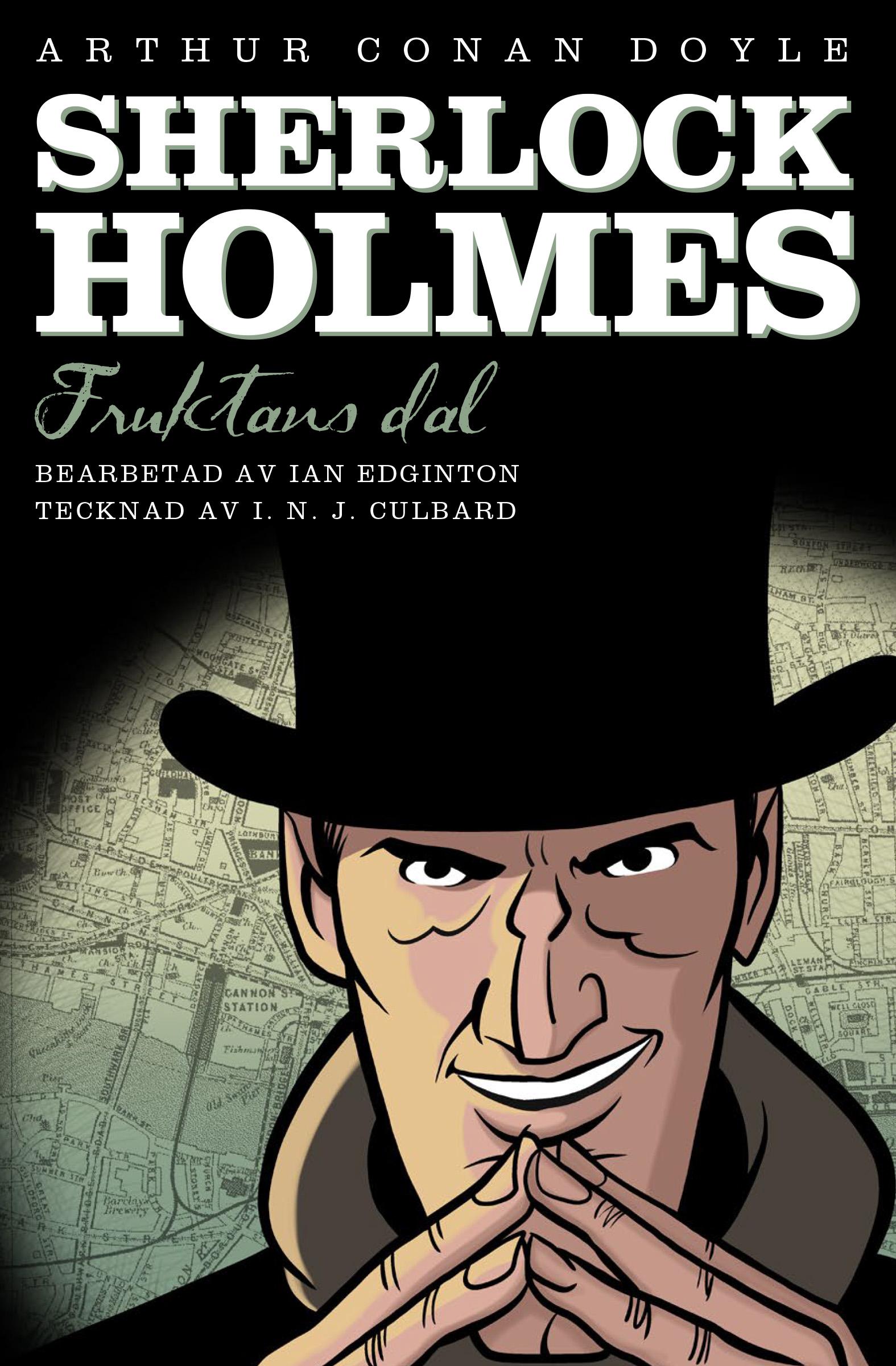 Sherlock Holmes. Fruktans dal av Arthur Conan Doyle