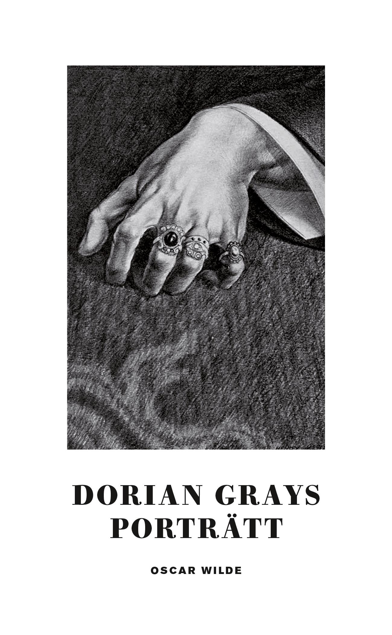 Dorian Grays porträtt av Oscar Wilde