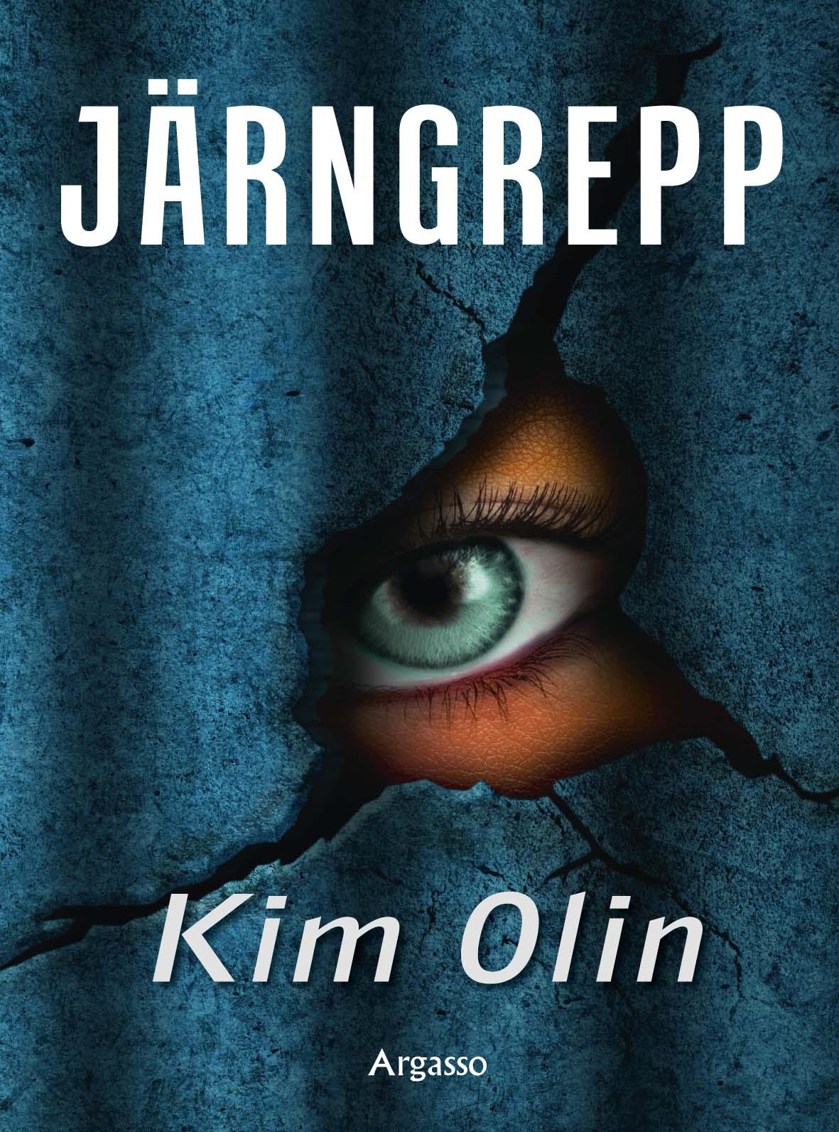 Järngrepp av Kim Olin