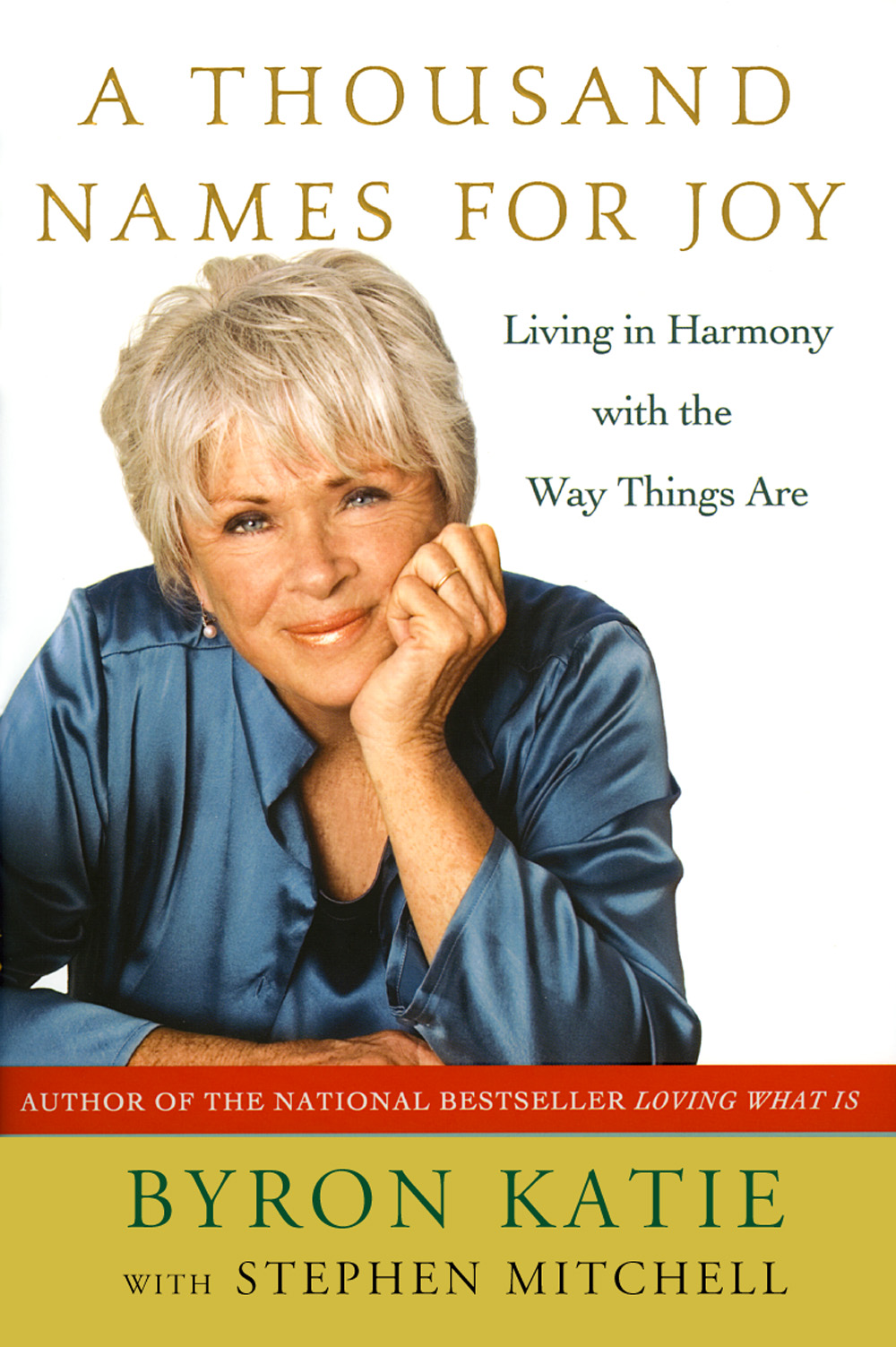 A Thousand Names for Joy av Byron Katie