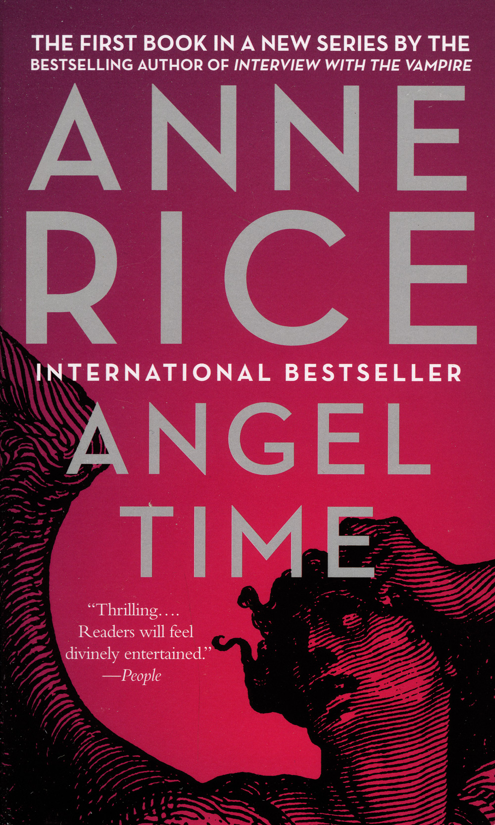 Angel Time av Anne Rice