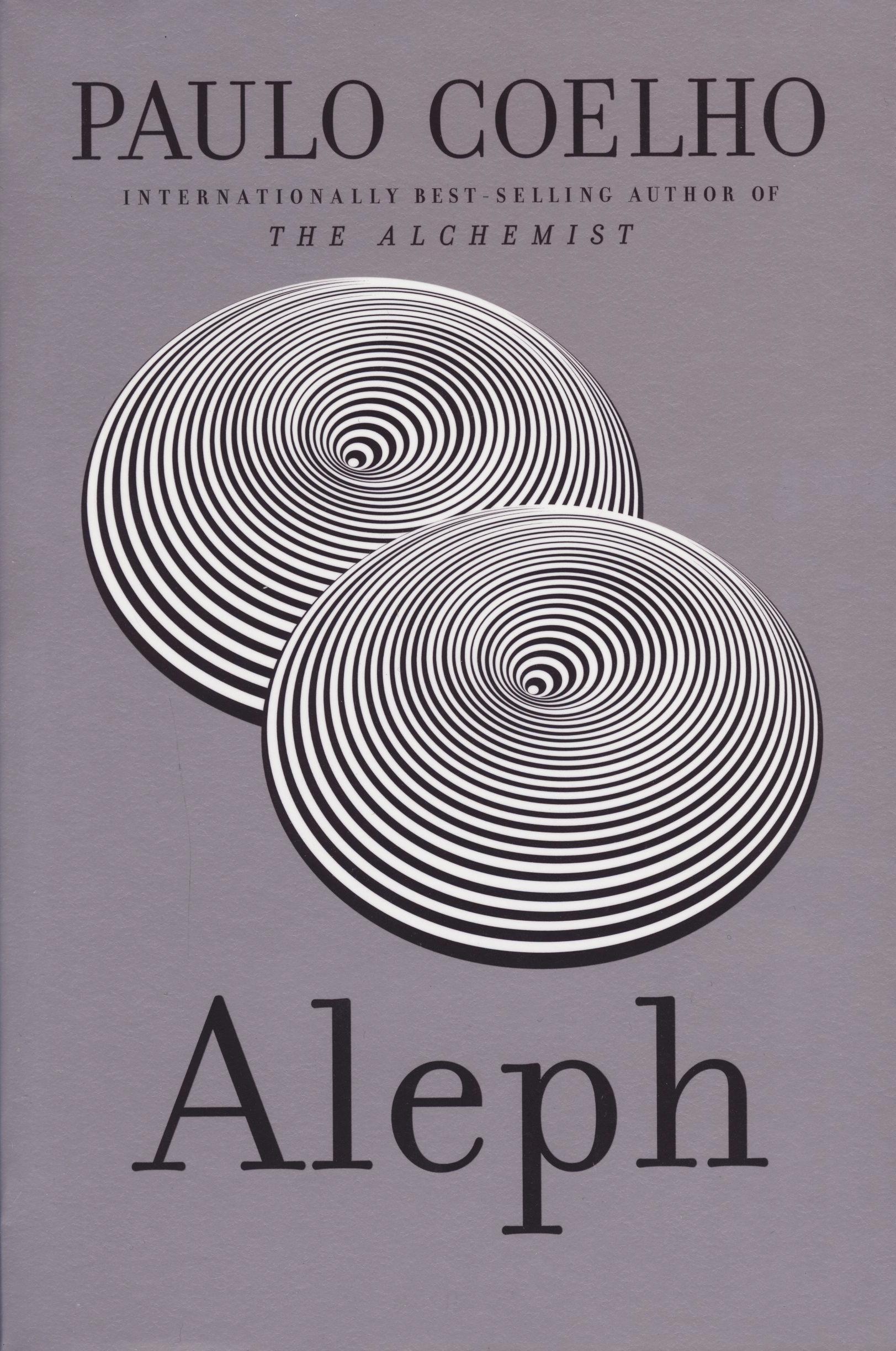 Aleph av Paulo Coelho