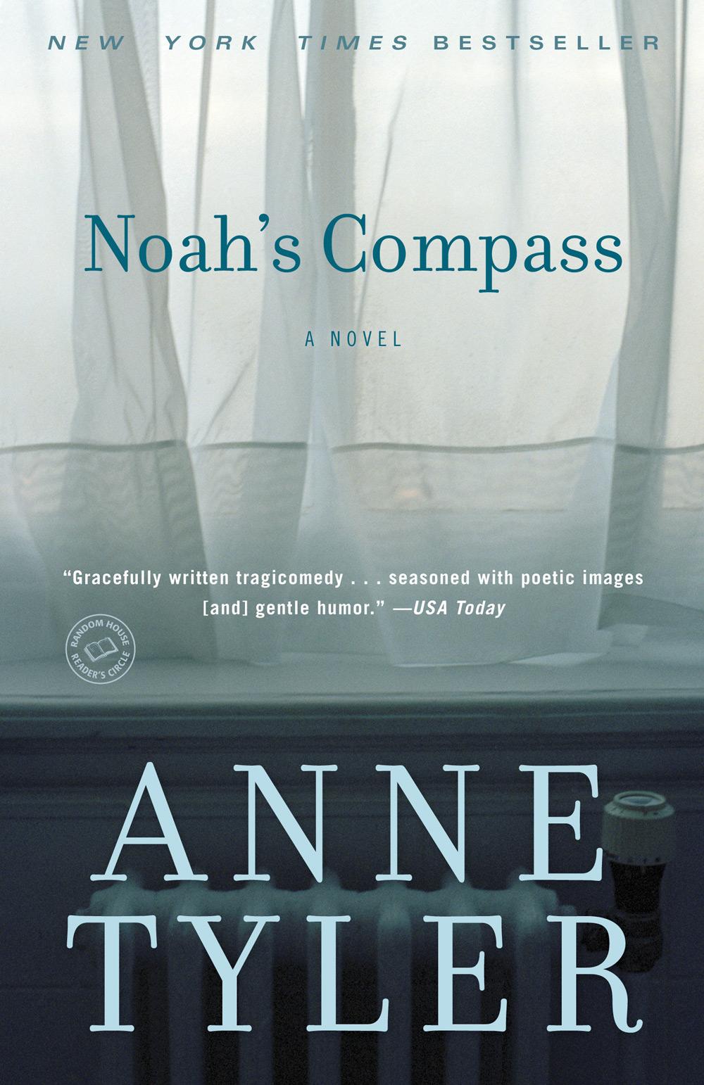 Noah's Compass av Anne Tyler
