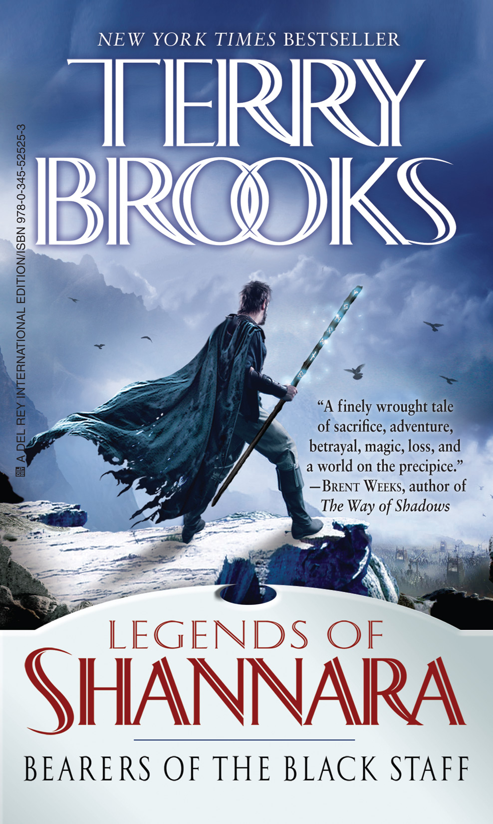 Legends of Shannara 1 : Bearers of the Black Staff av Terry Brooks