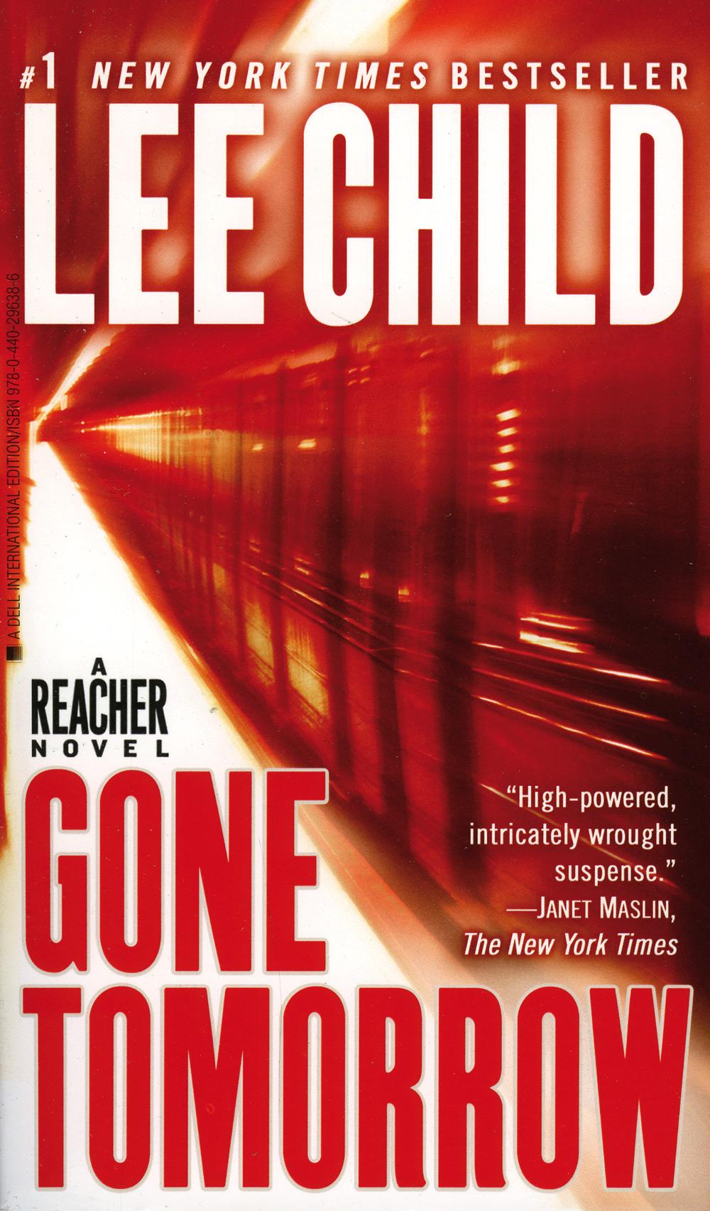 Gone Tomorrow av Lee Child