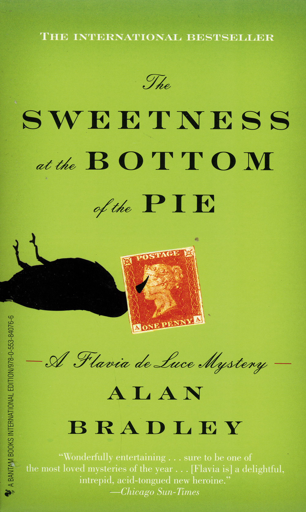 Sweetness at the Bottom of the Pie (The) av Alan Bradley