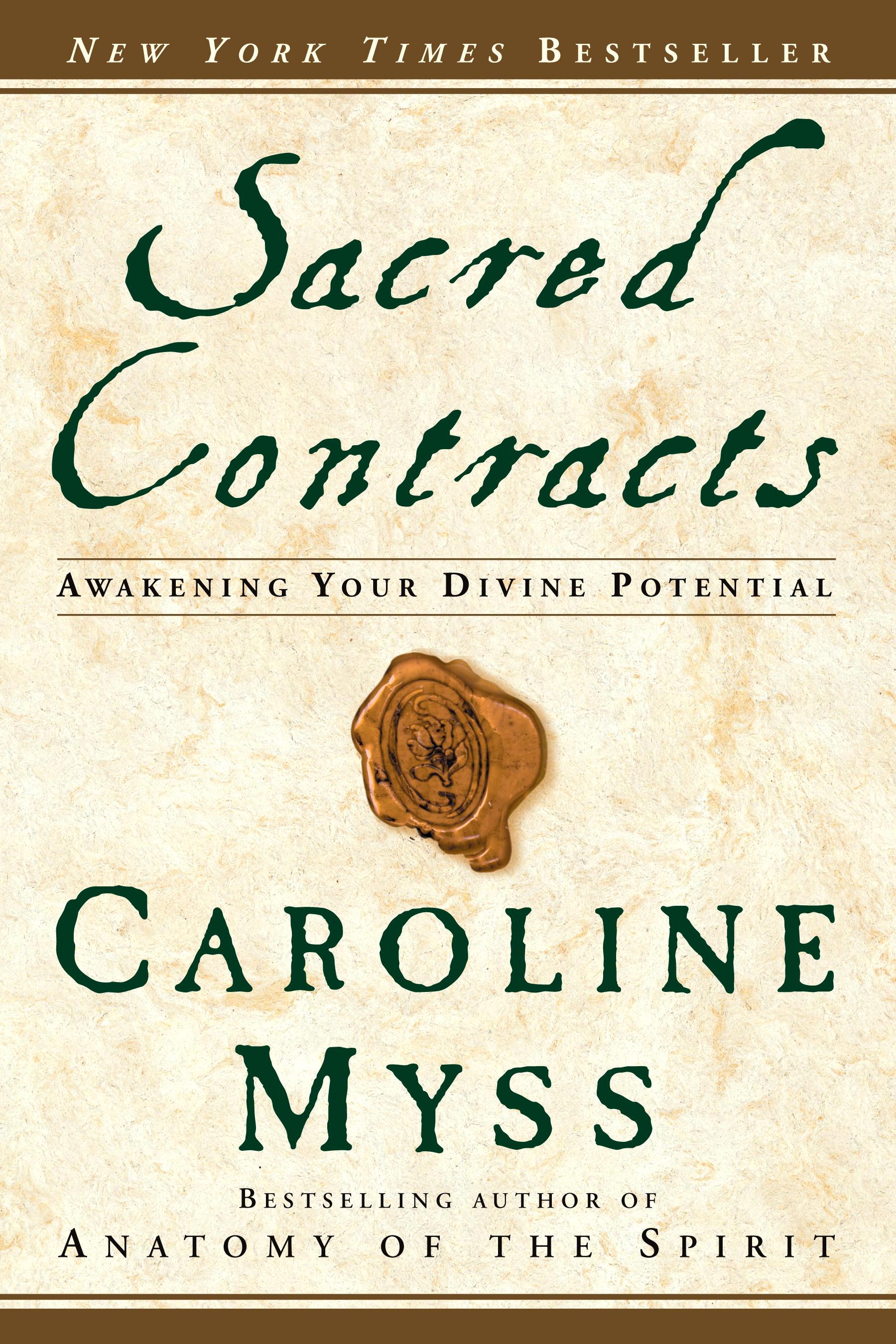 Sacred Contracts av Caroline Myss