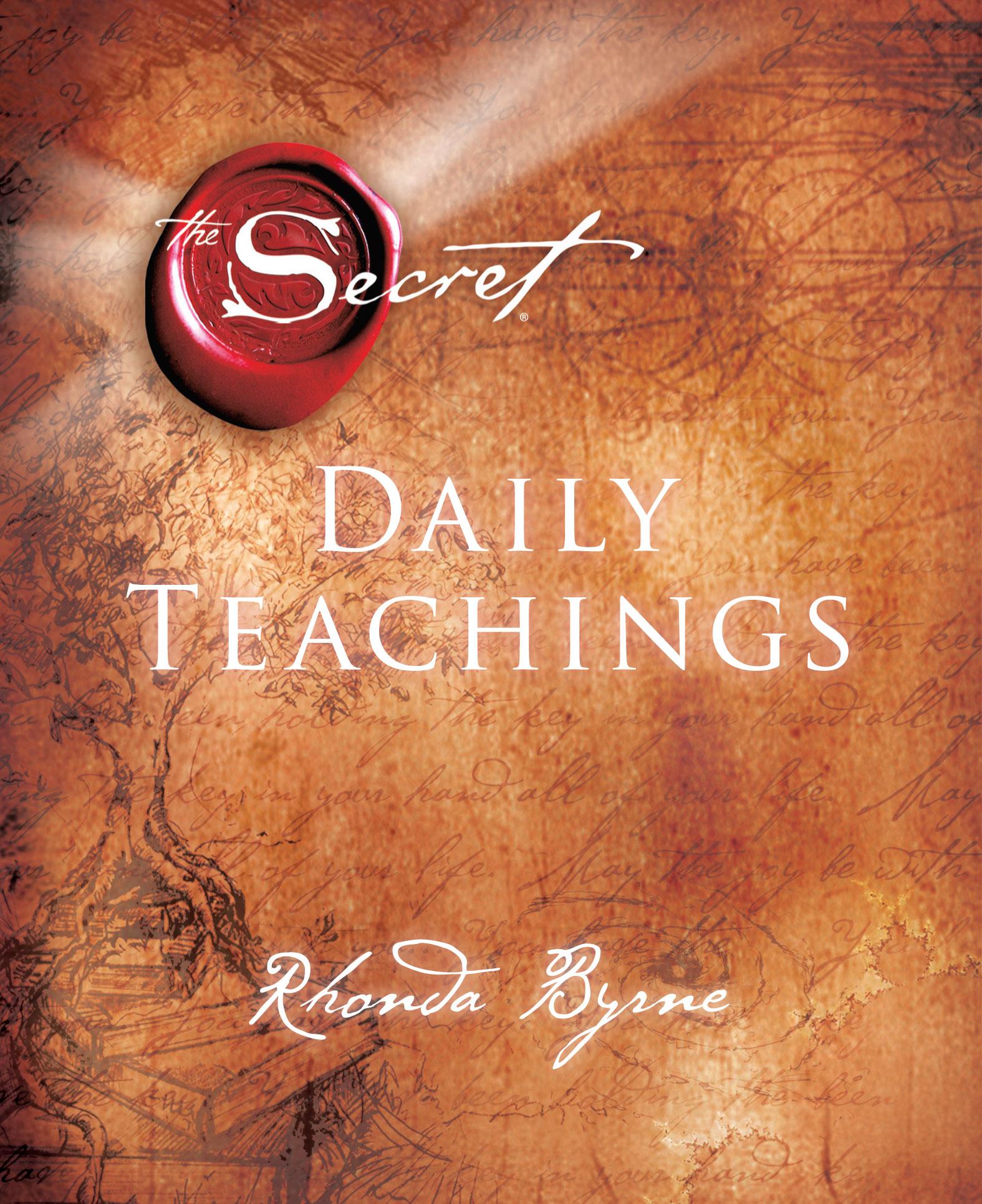 SECRET DAILY TEACHINGS (H) (new edition) av Rhonda Byrne
