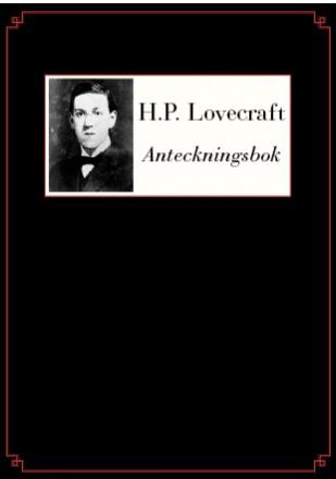 Anteckningsbok av H. P. Lovecraft
