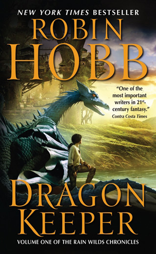 Dragon Keeper av Robin Hobb