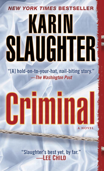 Criminal: A Novel av Karin Slaughter