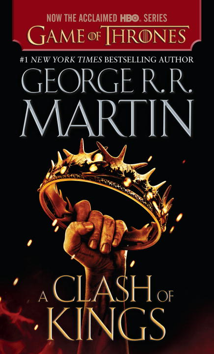 A Clash of Kings (HBO Tie-in Edition) av George R.R. Martin