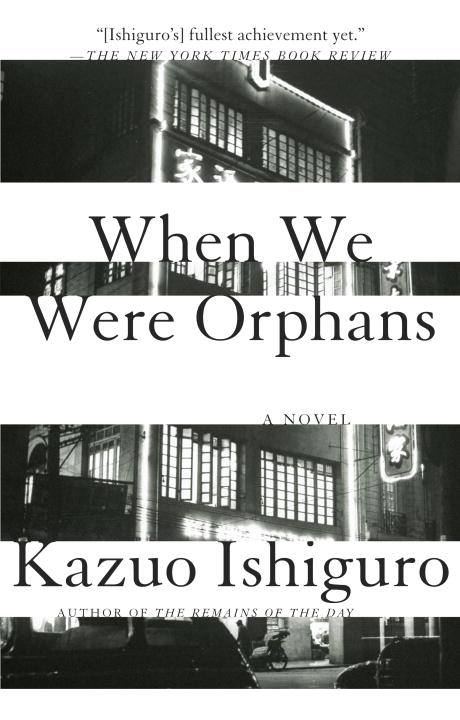 When We Were Orphans av Kazuo Ishiguro