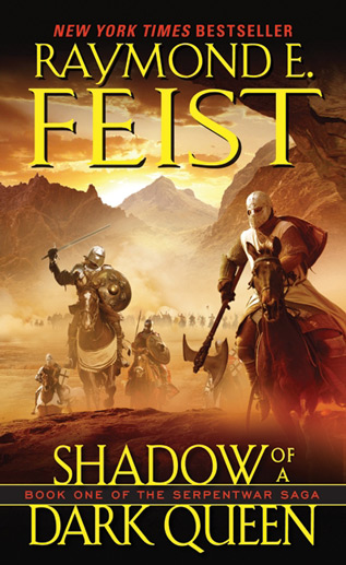 Shadow of a Dark Queen av Raymond E. Feist