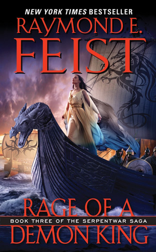 Rage of a Demon King av Raymond E. Feist