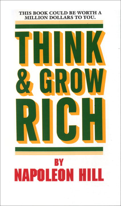 Think and Grow Rich av Napoleon Hill