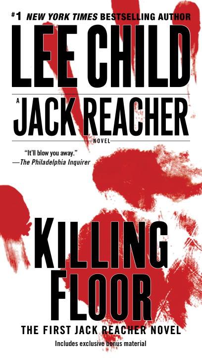 Killing Floor av Lee Child
