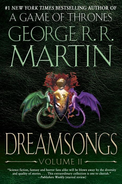 Dreamsongs: Volume II av George R.R. Martin