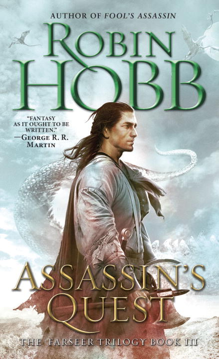 Assassin's Quest av Robin Hobb