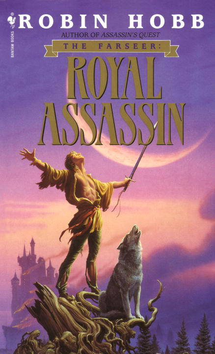 Royal Assassin av Robin Hobb