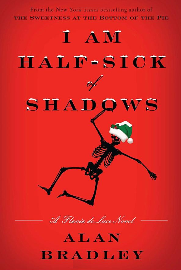 I Am Half-Sick of Shadows av Alan Bradley