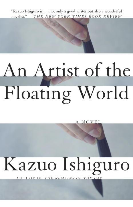 An Artist of the Floating World av Kazuo Ishiguro