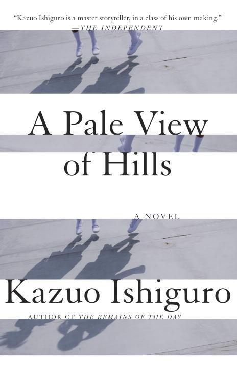 A Pale View of Hills av Kazuo Ishiguro