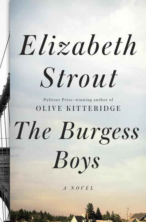 The Burgess Boys av Elizabeth Strout